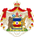Coat of arms of Sierra (with mantle).png