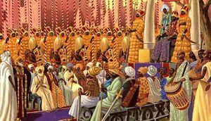 Cyras challenges King Tersakouri.jpg