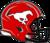 Calgary Stampeders Helmet 2015.png